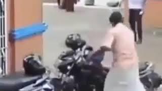 NO BAYAN RAPIDO EN LA MOTO