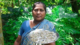 Village Life: Small Fish Cooking Recipe by Village Food Life