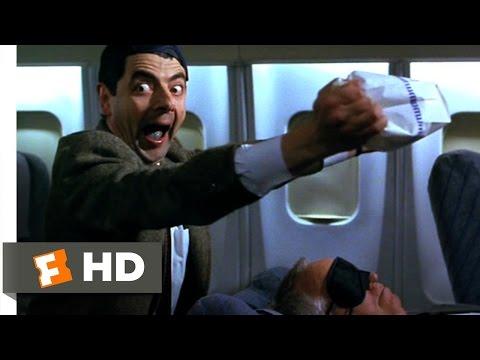 Bean 212 Movie   Air Sickness 1997 HD