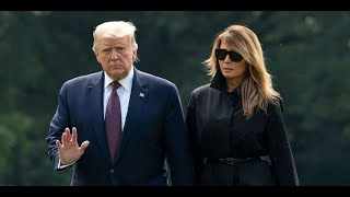 Covid-19: Trump, Melania test positive for virus