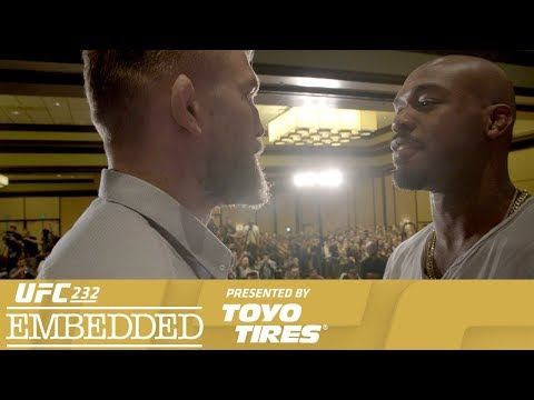 UFC 232 Embedded: Vlog Series - Episode 5