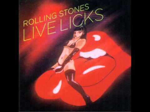 Rolling Stones - Angie (Live Licks)
