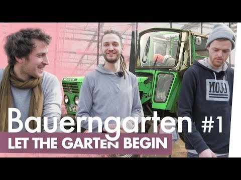 Bauerngarten Teil 1 – Let the Garten begin   Kliemannsland