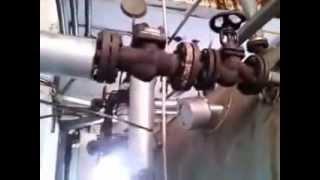 Utech Projects Pvt Ltd. Oil Cum Gas Fired Boiler