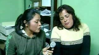 KEILA QUINTERO Y CLAULETY DE ROMANTICOS EN LINEA