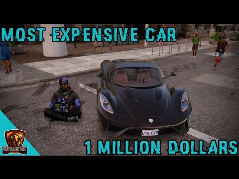 watch-dogs-2---most-expensive-car-|-spend-1-million-dollars