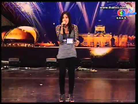Hmong-Thailand's Got Talent -Pretty  LadyBoy