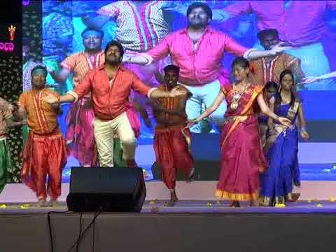 Utti meeda koodu Dance in Telangana Formationday 2017