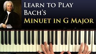 Learn to Play: Bach