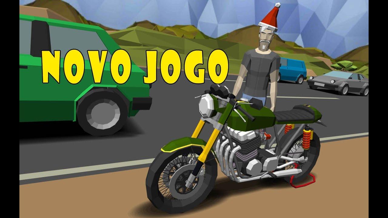 novo jogo de moto para android caf racer youtube