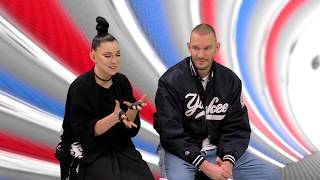 Елка и Loc-Dog  в гостях у #MADEINRU / Интервью / EUROPA PLUS TV