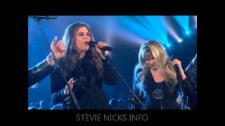 Stevie Nicks Lady Antebellum ACM Awards Golden Rhiannon