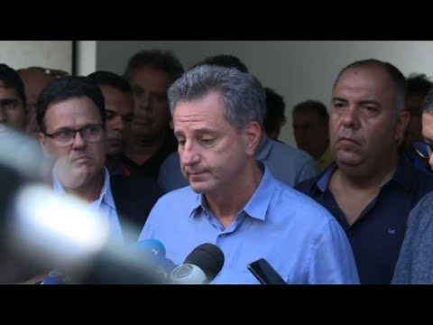 Brazil's Flamengo manager addresses fire that killed 10 Mp3