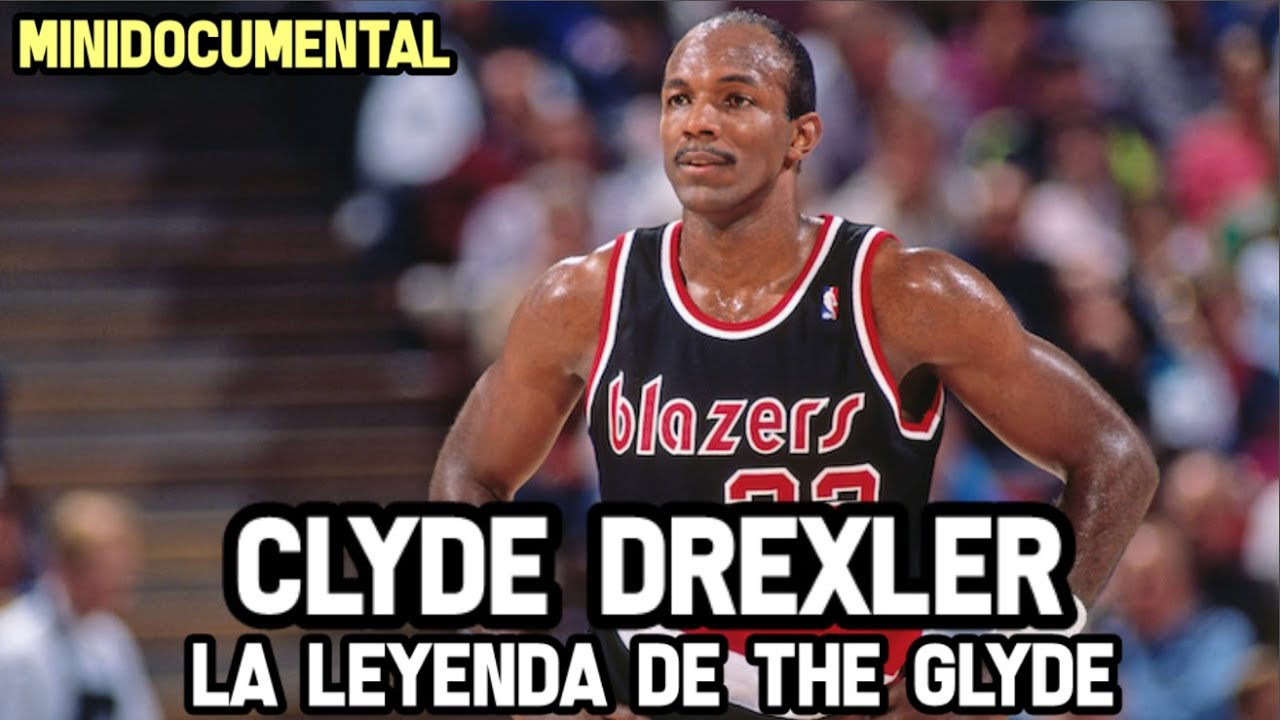 Clyde Drexler - Su Historia NBA | Mini Documental NBA