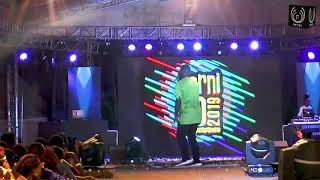 Basketmouth39s performance  at CARNICO 2019