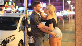 Kissing Prank - Kissing in PUNTA BALLENA