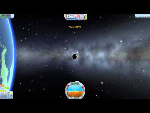 KSP equatorial orbit satellite