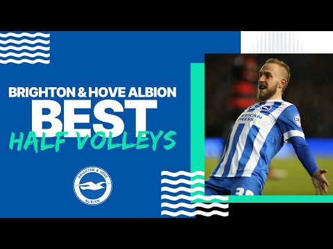 Best Albion Half Volleys