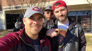 Episode 289 - TOY HUNTING AT DFW TOY STASH and DALLAS VINTAGE TOYS with RUBE AND NARC! TOY HUNT 2019