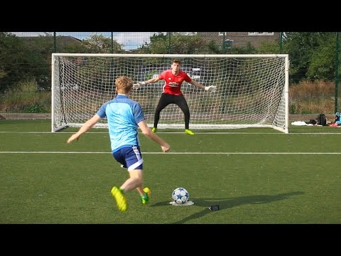 Thumbnail: FREEKICK FOOTBALL CHALLENGES