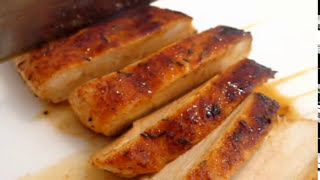 *sweet rub roasted chicken breasts