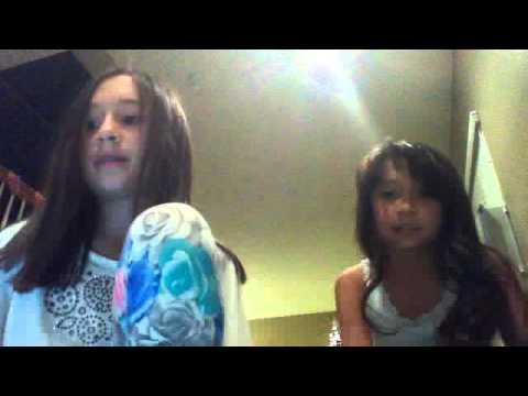 Black teen webcam strip