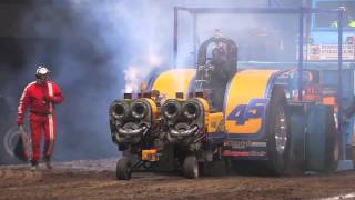 Tractorpulling TV HD - Modified - Ahoy 5 maart 2016