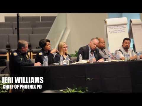 Phoenix Town Hall, Citizens Enraged, Community Reaction