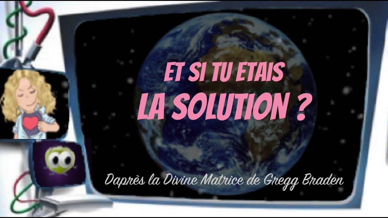 ET SI TU ETAIS LA SOLUTION ? - CYP TV
