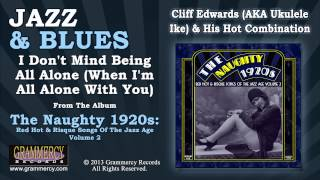 Cliff Edwards & His Hot Combination - I Don