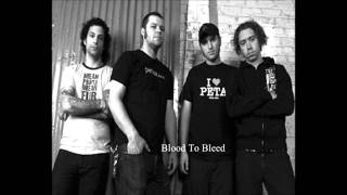 Blood To Bleed by Rise Against *WITH LYRICS* (LIVE MTV 06-01-05)