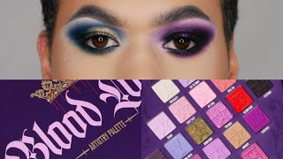 THE BLOOD LUST PALETTE | Honest Review | Jeffree Star Cosmetics