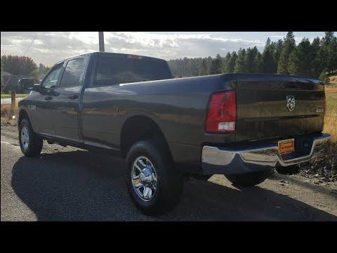 2017 RAM 3500 6.7 Cummins. Brand New Truck. Just A Walk Around.