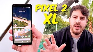 Hoy os cuento lo bueno y lo malo del Google Pixel 2 XL grabado desd...