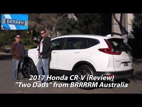 NEW 2017 Honda CR-V SUV (