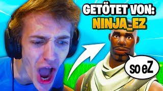 WENN NOOBS PRO PLAYER ZERSTÖREN in Fortnite