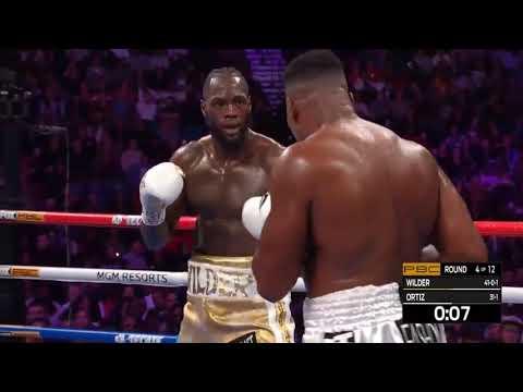 Deontay Wilder vs Luis Ortiz 2 / Деонтей Уайлдер vs Луис Ортис II