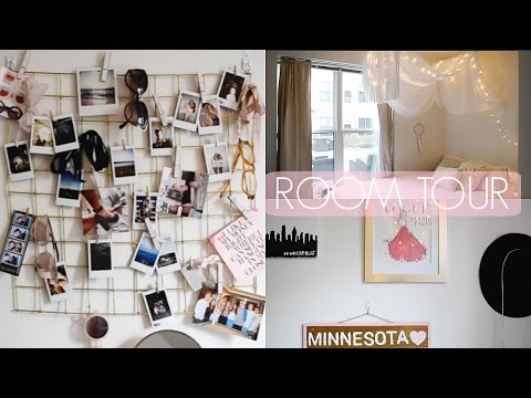 On Campus: Room Tour at Iowa State University