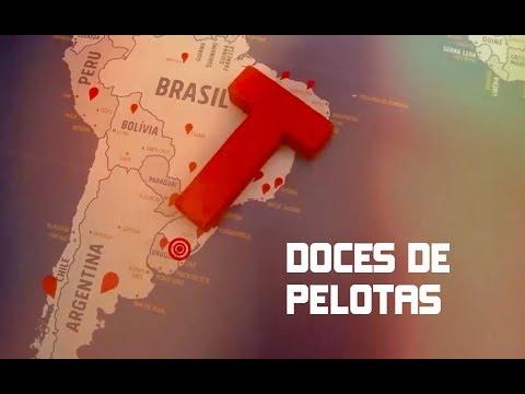 Doces de Pelotas: história e delícias