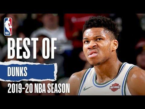 Best of Dunks | 2019-20 NBA Season