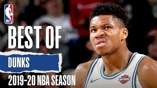 Best of Dunks | 2019-20 NBA Season