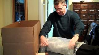 How to Pack a Violin or Viola for Shipping