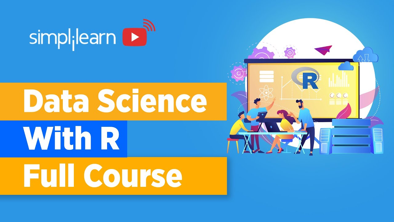 Data Science With R Full Course   Learn Data Science With R   Data Science