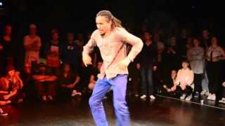 King of Europe Popping Battle 2013 Final