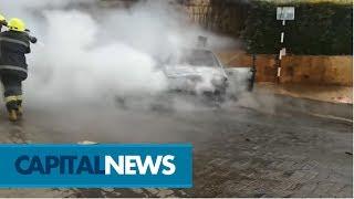 Explosion, gunshots on 14 Riverside Drive in Nairobi | Capital News