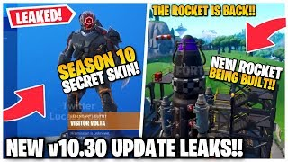 """NEW"" SEASON 10 SECRET SKIN LEAKED/ REVEALED 