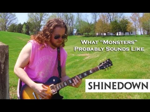 "What Shinedown's ""MONSTERS"" Probably Sounds Like"