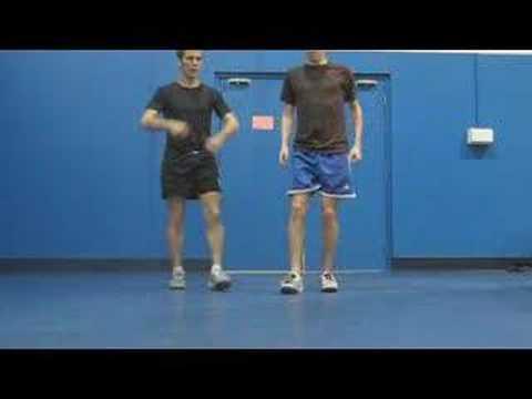 Doubles Footbag Freestyle - Talent Contest