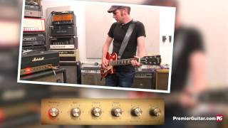 1968 Marshall JMP Plexi Demo