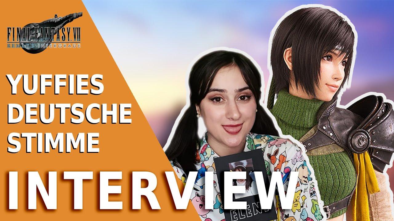Interview mit Synchronsprecherin Eleni Möller - Yuffie (Final Fantasy VII Remake) - Power On! #17
